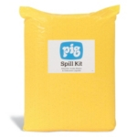 Refill for PIG® HazMat Economy Spill Kits in Duffel Bag