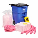 PIG® HazMat Spill Kit in Large Mobile Container