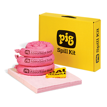 PIG® HazMat Spill Kit in GoBox® Pack