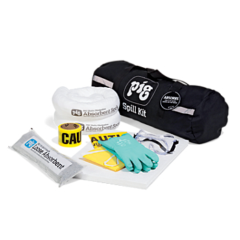 PIG® Fuel Station Spill Kit in Duffel Bag