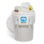 PIG® Oil-Only Spill Kit in 95-Gallon Overpack Salvage Drum