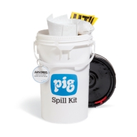PIG® Oil-Only Spill Kit in Bucket