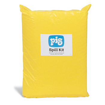 Refill for PIG® Oil-Only Economy Spill Kits in Duffel Bag