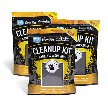 PIG® Automotive Fluids Cleanup Kit