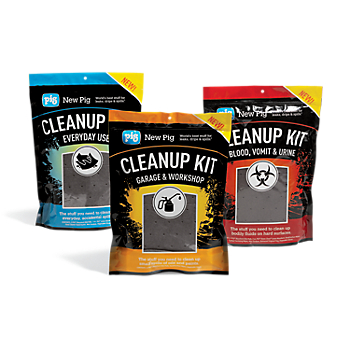 PIG® Cleanup Kit Variety Pack