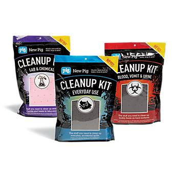 PIG® Cleanup Kit Variety Pack