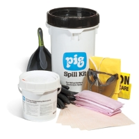 PIG® NiCad Battery Neutralizing Spill Kit in Bucket