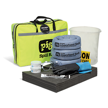 PIG® Truck Spill Kit in Stowaway Bag