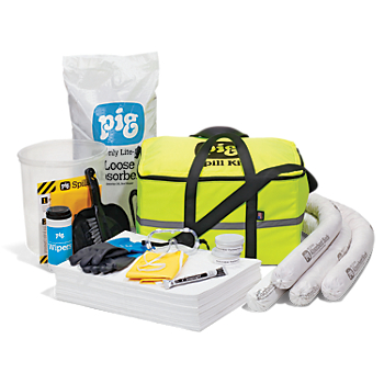 PIG® Oil-Only Truck Spill Kit in Tote Bag