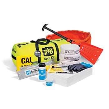 PIG® Oil-Only Truck Spill Kit in Duffel Bag