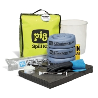 PIG® Truck Spill Kit in See-Thru Bag