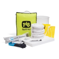 PIG® Oil-Only Truck Spill Kit in See-Thru Bag
