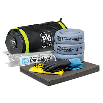 PIG® Forklift Spill Kit in Bag