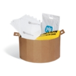 Top Refill for PIG® UV-Resistant Oil-Only Spill Kit in 95-Gallon Overpack Salvage Drum