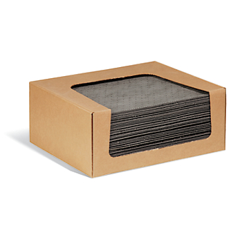 PIG® Elephant Absorbent Mat Pad in Dispenser Box