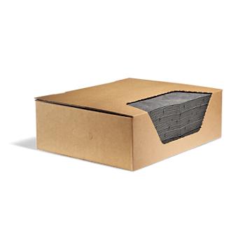 PIG® Absorbent Mat Pad in Dispenser Box