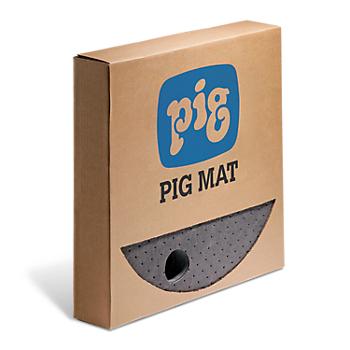 PIG® Barrel Top Absorbent Mat