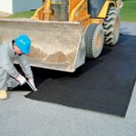 PIG® Absorbent Ground Mat