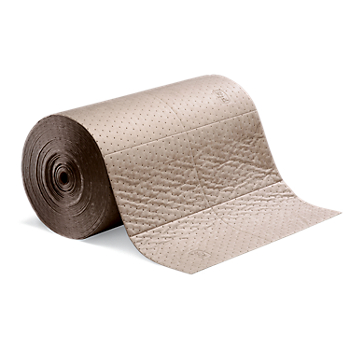 PIG® Brown Oil-Only Absorbent Mat Roll