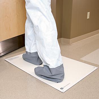 PIG® Sticky Steps® Mat with Frame