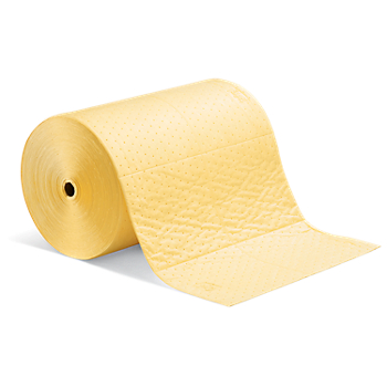 PIG® High-Visibility Absorbent Mat Roll