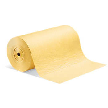 PIG® High Visibility Absorbent Mat Roll