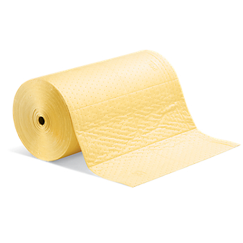 PIG® High-Visibility Absorbent Mat Roll