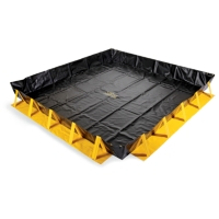 PIG® Custom Collapse-A-Tainer® Spill Containment Berm