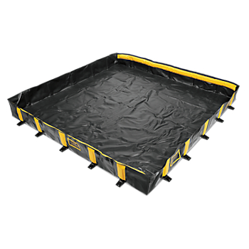PIG® Custom Collapse-A-Tainer® Self-Rising Spill Containment Berm