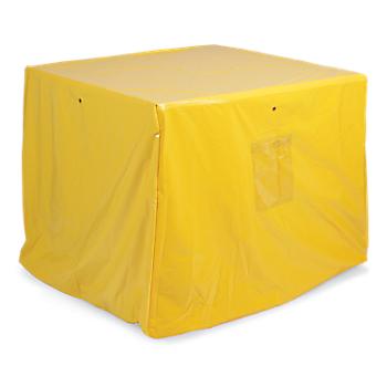 PIG® Yellow Spill Pallet Tarp