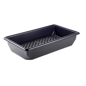 PIG® Utility Spill Basin with Grate