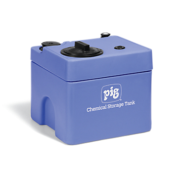 PIG™ Double-Wall Square Chemical Storage Tank