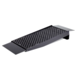 Steel Loading Ramp with Non-Slip Grate