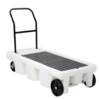 PIG® Poly Spill Containment Cart