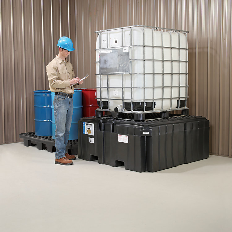 Secondary Containment Solutions for 8 Areas in Your Facility