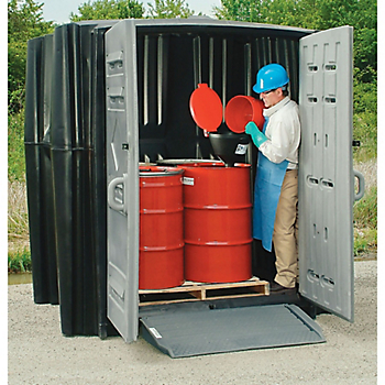 PIG® Poly Storage Shed