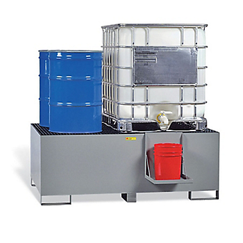 Steel IBC Spill Containment Unit