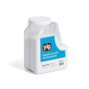 PIG® Oil Solidifying Absorbent Powder