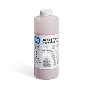 PIG® Acid Encapsulating/ Neutralizing Loose Absorbent