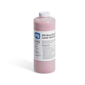 PIG® Base Encapsulating & Neutralizing Loose Absorbent