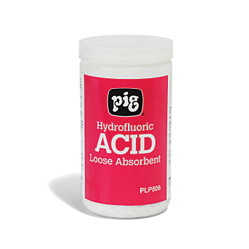 PIG® Hydrofluoric Acid Neutralizing Loose Absorbent
