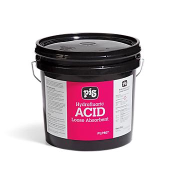 PIG® Hydrofluoric Acid Neutralizing Loose Absorbent