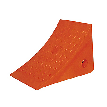 Molded Urethane Wheel Chock