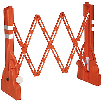 Multi-Gate Expandable Outdoor Barricade