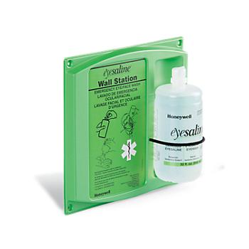 Fendall Eyesaline® Wall-Mount Eye Wash Station