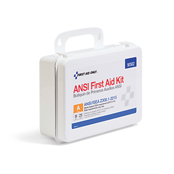 ANSI-Compliant First Aid Kit