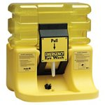 Bradley® On-Site® Gravity-Fed Portable Eye Wash Station