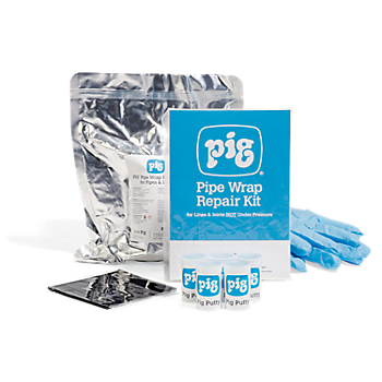 PIG™ Pipe Wrap Repair Kit for Lines & Joints Not Under Pressure