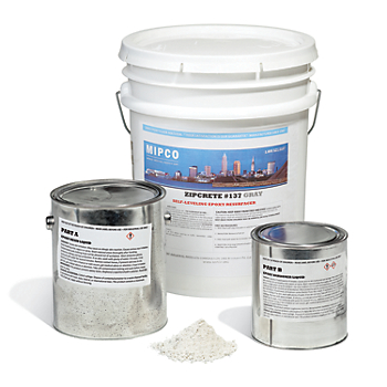 ZIPCRETE™ Self-Leveling Epoxy Resurfacer