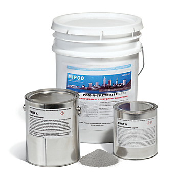 POX-A-CRETE® Heavy-Duty Epoxy Resurfacer